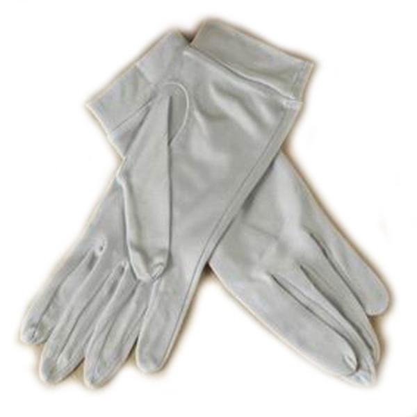 シルク100%手袋 日除けテブクロ 紫外線防止 手湿疹や手荒れに最適なシルク手袋 セール thebest 14