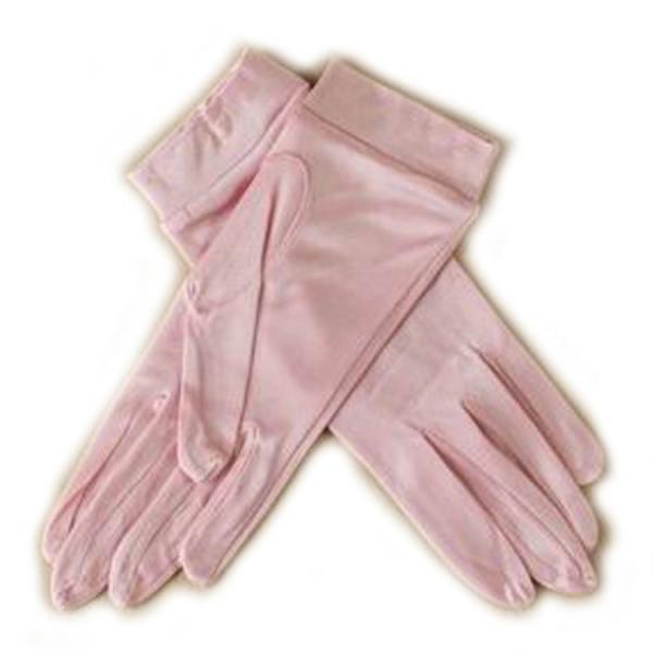 シルク100%手袋 日除けテブクロ 紫外線防止 手湿疹や手荒れに最適なシルク手袋 セール thebest 07