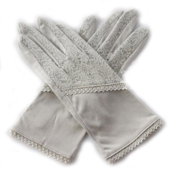 シルク100%手袋 日除けテブクロ 紫外線防止 手湿疹や手荒れに最適なシルク手袋 セール|thebest|09