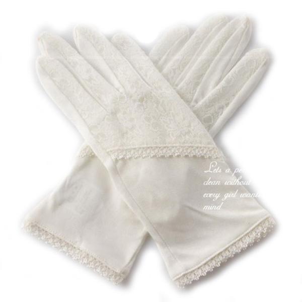 シルク100%手袋 日除けテブクロ 紫外線防止 手湿疹や手荒れに最適なシルク手袋 セール|thebest|10
