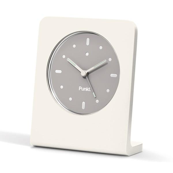 Punkt.Alarm Clock White