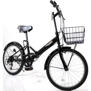 本州送料無料 折りたたみ自転車 20インチ カゴ・ライト・カギ付き シマノ製6段ギア 折り畳み自転車 ミニベロ【AJ-08】 three-stone-ys 23
