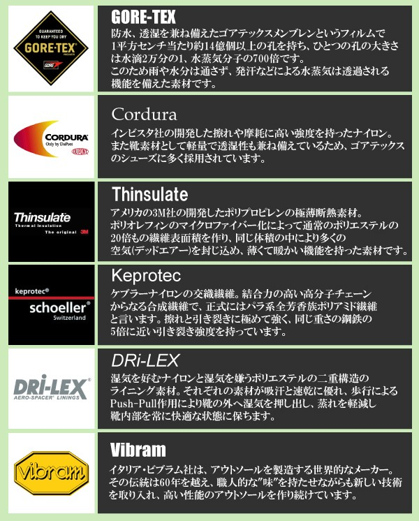 DANNER(ダナー)正規取扱店THREE WOOD