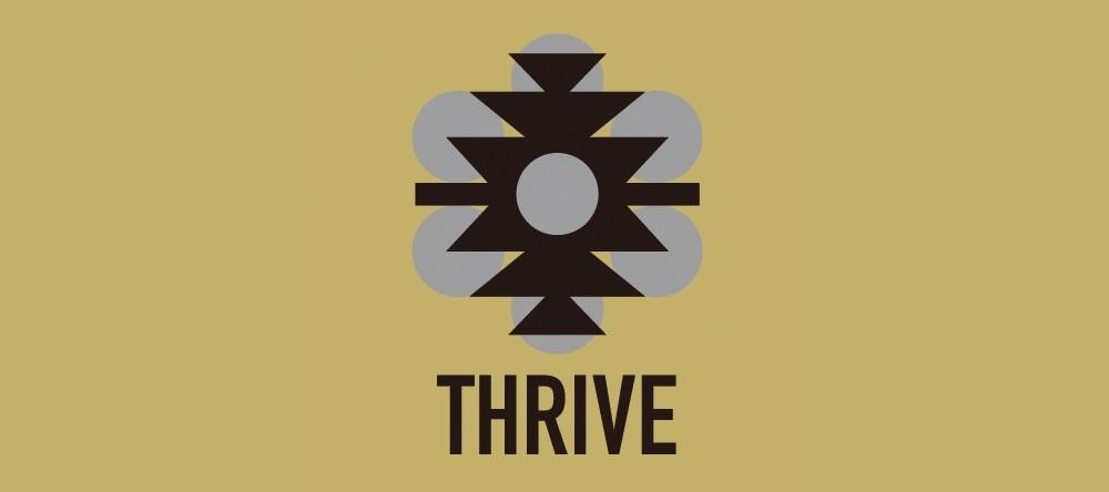 thrive.com ロゴ
