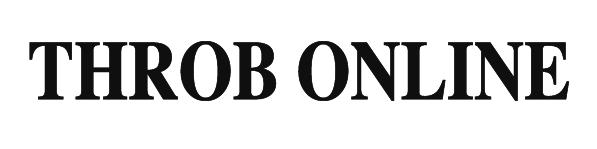 THROB FACTORY ONLINE ロゴ