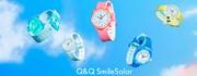 Q&Q Smile Solar キュー&キュースマイルソーラー