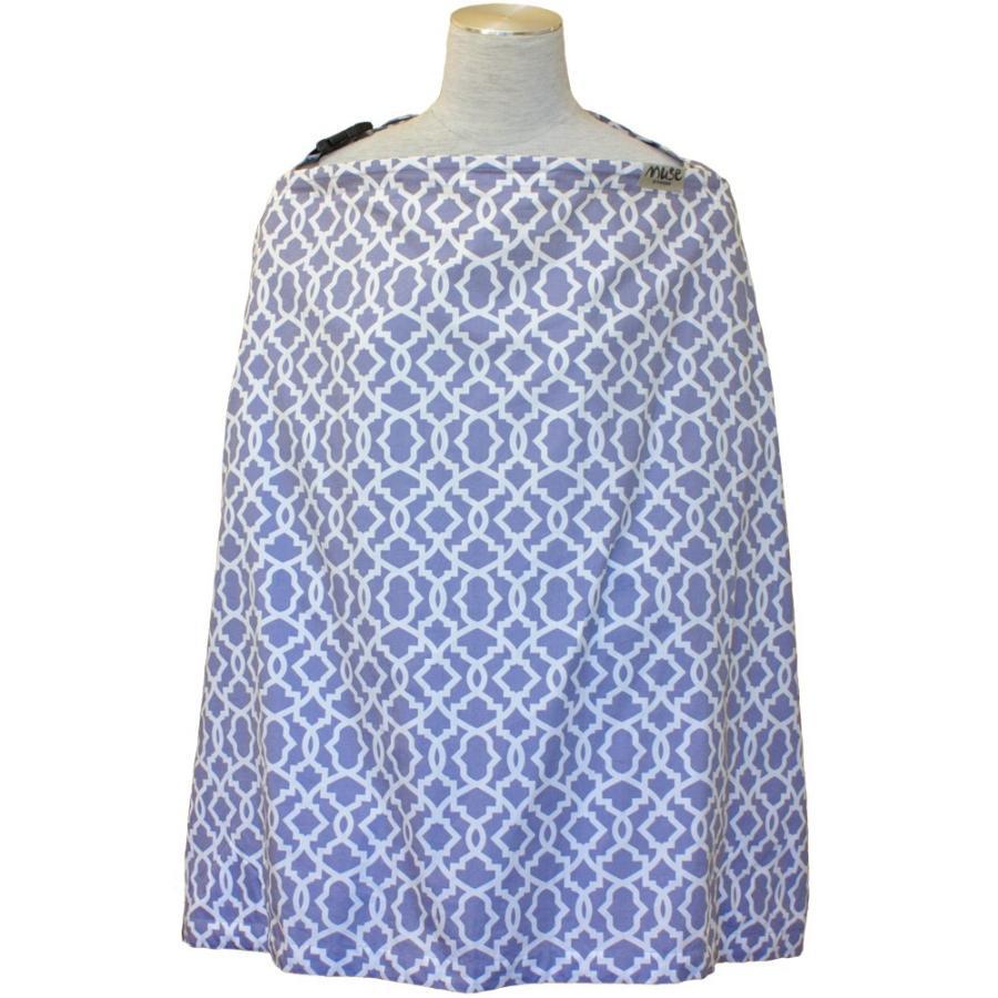 授乳ケープ MUSE(めくれ防止!背面バックル付)4 ワイヤー入り 授乳ケープ ナーシングカバー お口拭き 収納巾着袋 授乳服TA5 tifone 13