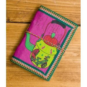 メモ帳 ノート 神様 〈12.8cm×8.5cm〉インドの神様柄紙メモ帳 やかん ロクタ ネパール エスニック アジア 雑貨|tirakita-shop|15