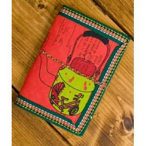 メモ帳 ノート 神様 〈12.8cm×8.5cm〉インドの神様柄紙メモ帳 やかん ロクタ ネパール エスニック アジア 雑貨|tirakita-shop|18