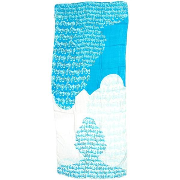 ラムナミ チベット 布 (160cm×70cm)ヒストリーブッダのファンシーストール ショール ドゥパッタ スカーフ レディース エスニック衣料 tirakita-shop 15