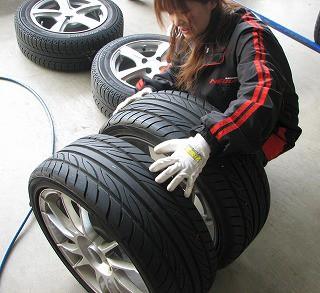 タイヤ交換10