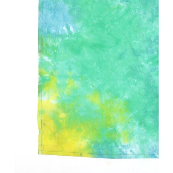 カーテン のれん インテリア リビング おしゃれ タイダイ エスニック アジアン 夏 春 カラフル 綿 コットン タイダイカーテン zisib2363|titicaca-y|10