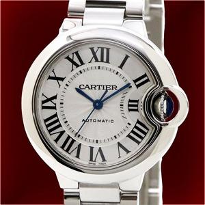CARTIER カルティエ 未使用 展示品 小傷あり BALLON BLEU DE CARTIER WATCH バロン ブルー ドゥ(W6920071)163939 33mm 腕時計 新品 並行輸入品 ギフト