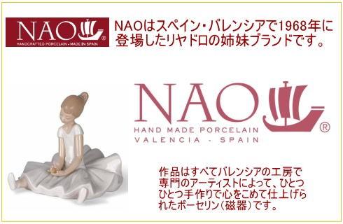 NAO(ポーセリン人形)