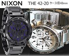 THE 42-20 NIXONニクソン腕時計
