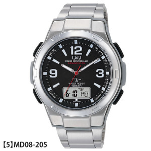 電波時計 腕時計 メンズ シチズン 電波 電波ソーラー CITIZEN ソーラー 防水 MD06-305 MD02-204 正規品|tokeiten|14