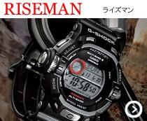 G-SHOCK Gショック 腕時計 ライズマン
