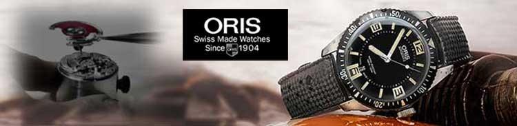 ORIS AQUISダイバーズ特集