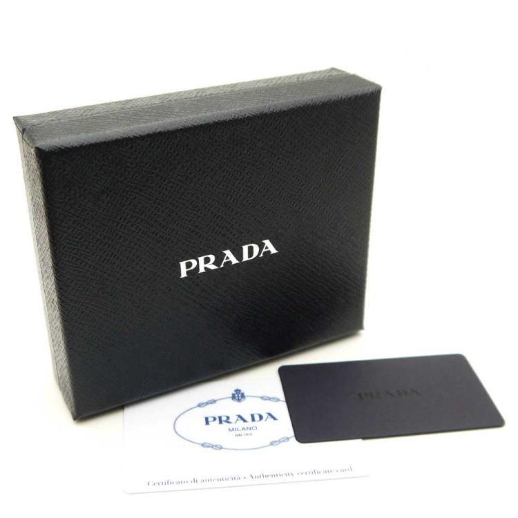 7adf0c86d61a PRADA 長財布ブラック2MV836 053 F0002 /【Buyee】