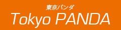 東京パンダ ロゴ