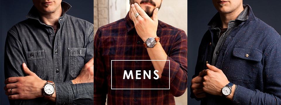 トーキョーベイ腕時計および付随するアクセサリー メンズ