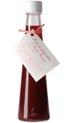 銀座のジンジャー 3 berry シロップ