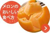 美味しいメロンの食べ方