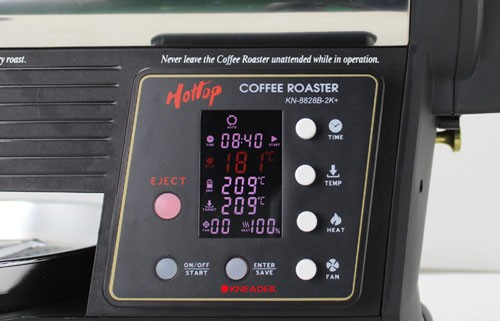 コーヒー焙煎機 (Hottop Coffee Roaster) KN-8828B-2KJ+