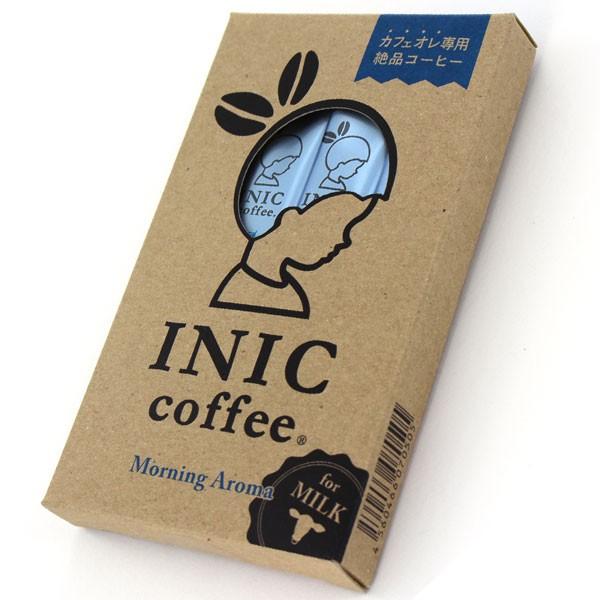 INIC Coffee イニックコーヒー モーニングアロマ 12本入 スティックインスタント