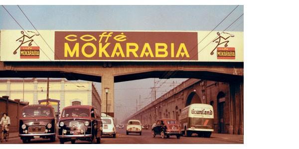 1951年創業 イタリア大手のコーヒーメーカー・モカラビア