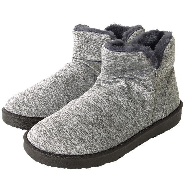 ムートンブーツ メンズ ブーツ エンジニアブーツ ショートブーツ インヒール付 裏ボア 裏起毛 サイドジップブーツ 無地 靴 秋冬 暖か 防寒 ファスナー|tool-power|29