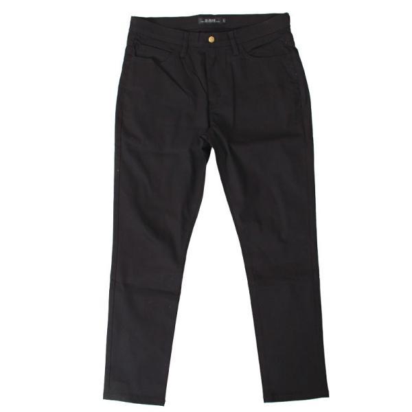 アンクルパンツ メンズ クロップドパンツ スキニーパンツ チノパン ボトムス スリム ストレッチ アンクル丈 伸縮 クライミングパンツ メンズファッション|topism|18