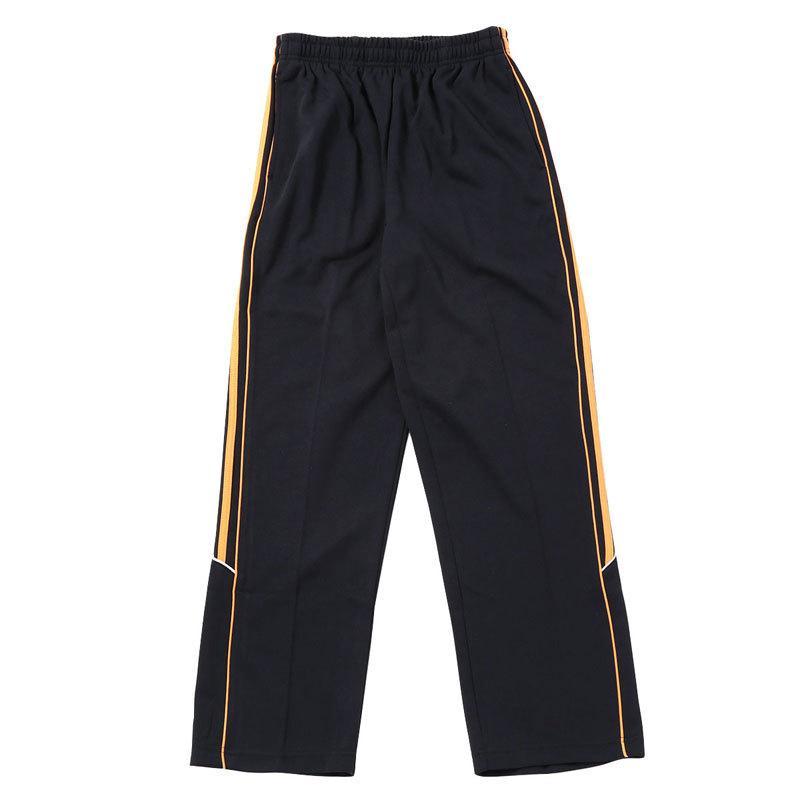ジョガーパンツ メンズ トラックパンツ ジャージ 下 ワイドライン イージーパンツ サイドライン 1本 2本 ボトムス スポーツウェア トレーニング|topism|24