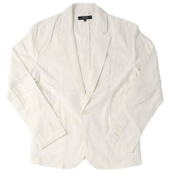 テーラードジャケット メンズ 綿麻 リネン 麻 7分袖 長袖 サマージャケット 綿 コットン ノッチドラペル メンズファッション 春夏|topism|27