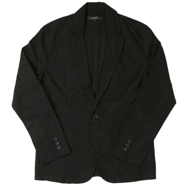テーラードジャケット メンズ 綿麻 リネン 麻 7分袖 長袖 サマージャケット 綿 コットン ノッチドラペル メンズファッション 春夏|topism|28