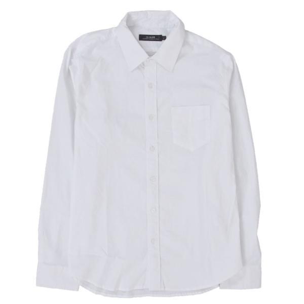シャツ メンズ 無地 長袖 カジュアルシャツ ストレッチ 白シャツ ブロード 綿 コットン ドレスシャツ メンズファッション トップス|topism|21