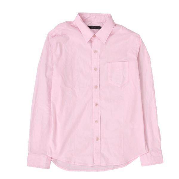 シャツ メンズ 無地 長袖 カジュアルシャツ ストレッチ 白シャツ ブロード 綿 コットン ドレスシャツ メンズファッション トップス|topism|24