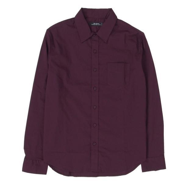 シャツ メンズ 無地 長袖 カジュアルシャツ ストレッチ 白シャツ ブロード 綿 コットン ドレスシャツ メンズファッション トップス|topism|25