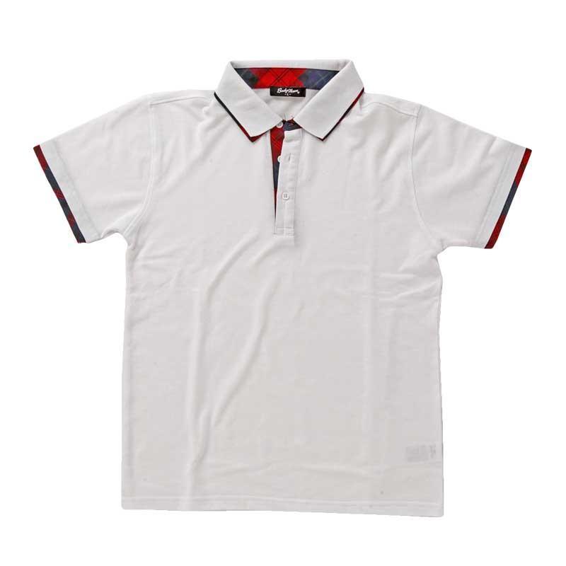 ポロシャツ メンズ 半袖 無地 ポロシャツ 鹿の子 チェック ビズポロ ビジネス Tシャツ 衿 襟 トップス メンズファッション|topism|21