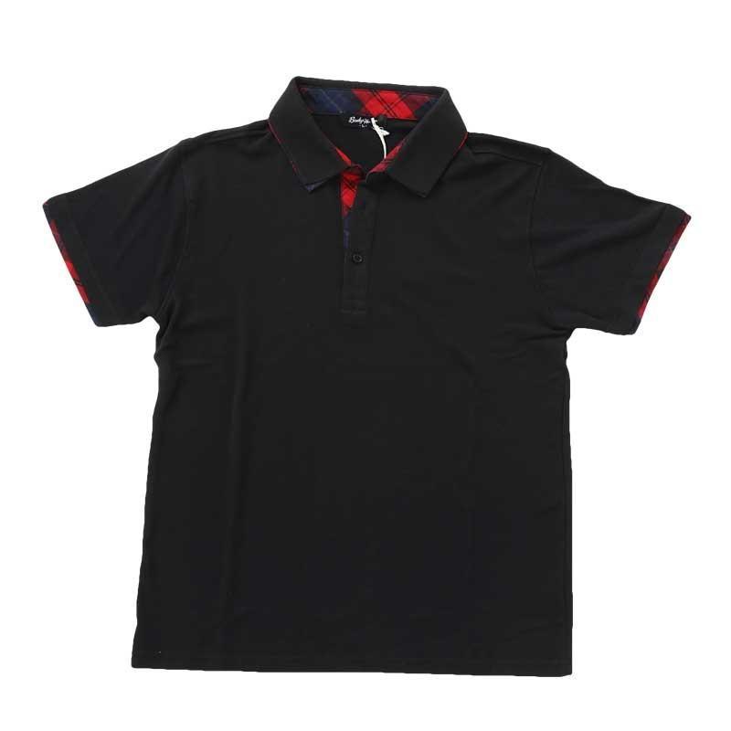 ポロシャツ メンズ 半袖 無地 ポロシャツ 鹿の子 チェック ビズポロ ビジネス Tシャツ 衿 襟 トップス メンズファッション|topism|22
