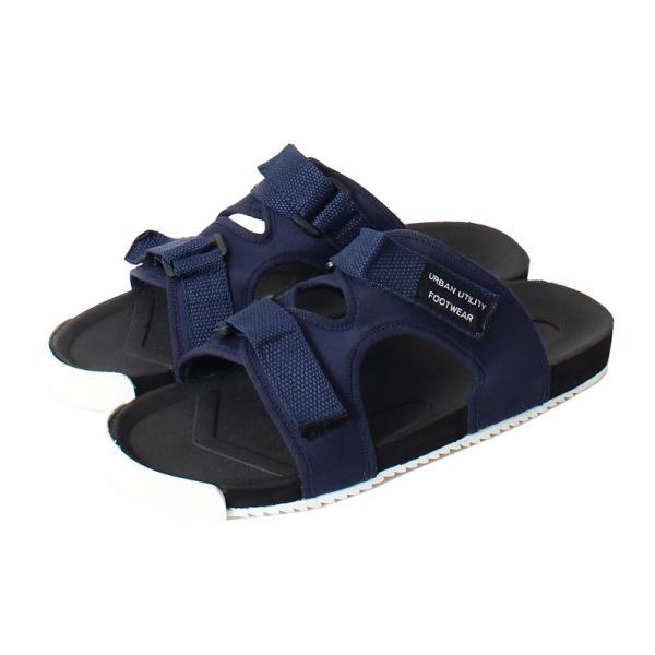 サンダル メンズ スポーツサンダル ベルクロ マジックテープ アウトドアサンダル シャワーサンダル ストラップ 無地 シューズ 靴 軽量 夏 シャークソール|topism|15