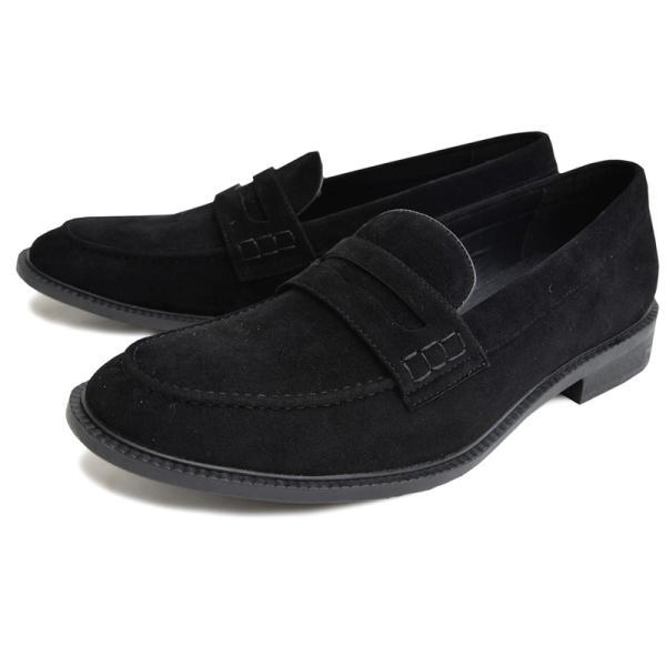 ローファー メンズ カジュアルシューズ コインローファー 靴 短靴 シューズ ビジネスシューズ スリッポン ローカット|topism|17