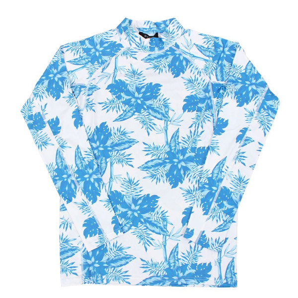 メンズラッシュガード メンズ水着 UVカット 9分袖 半袖 長袖 Tシャツ 4WAYストレッチ素材 無地 カモフラ迷彩柄 オルテガ柄 ボタニカル柄 吸水速乾 水陸両用 topism 26