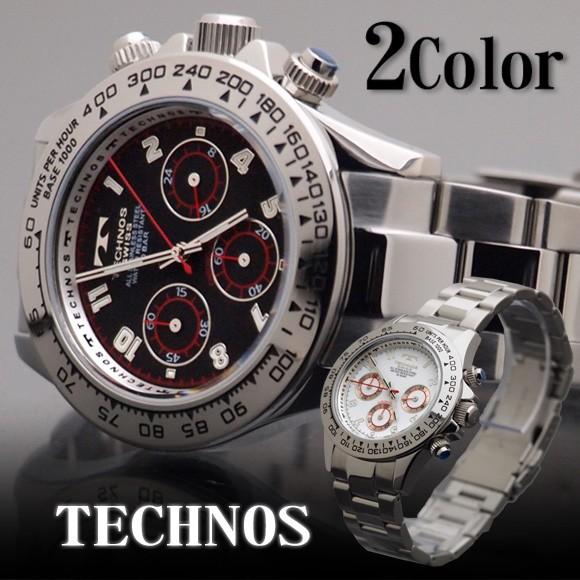 watch,時計,腕時計,メンズ,小物,アクセサリー,アクセ,ステンレス,通販,メンズカジュアル,TECHNOS,カジュアル,ブレスレット,カジュアル,TGB634