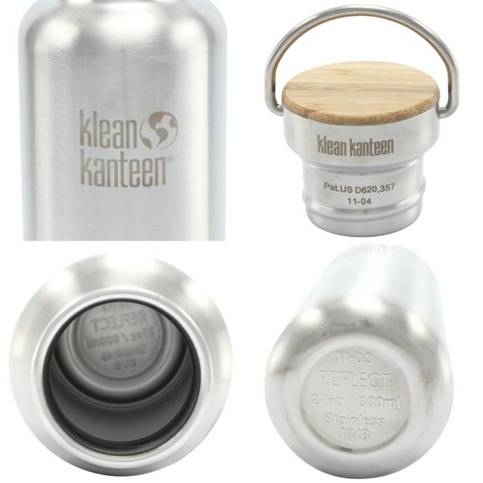 クリーンカンティーン Klean Kanteen カンティーンボトル リフレクト ブラッシュ