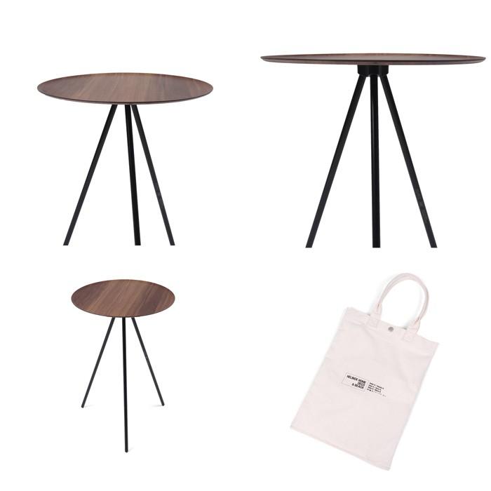 ヘリノックス Helinox テーブル オー HOME ウォールナット 19750016907000