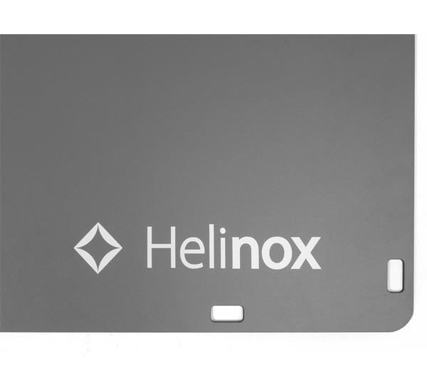 ヘリノックス ロゴステッカー L ホワイト 19759015010007