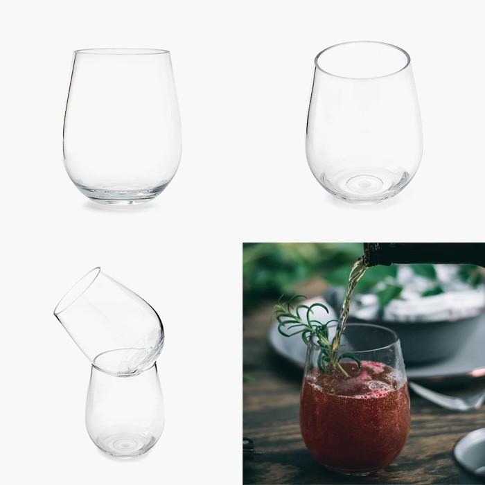 ベアボーンズリビング ワイングラス 2個セット 20235024000000