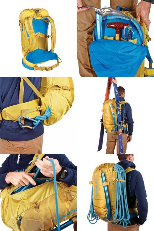 ブルーアイス Blue Ice クメ 38L スーパーレモン 100160-YL