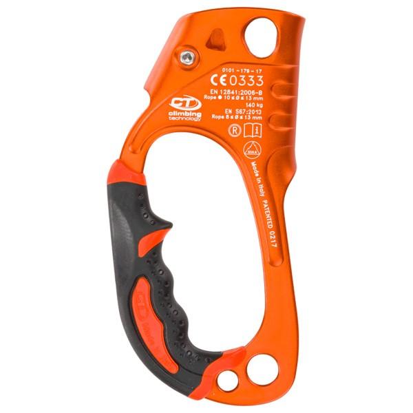 クライミングテクノロジー クイックアップ プラス ライト 右手用 215g CT-31082